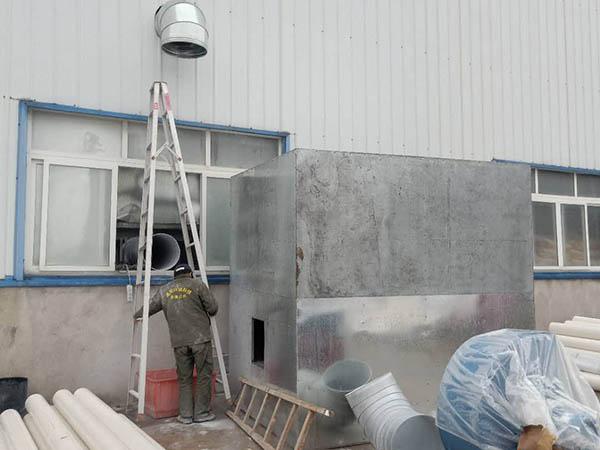 通風管道安裝需要知道的七種材料